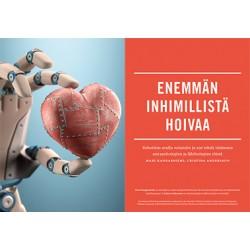EVAn raportti roboteista hoivatyössä